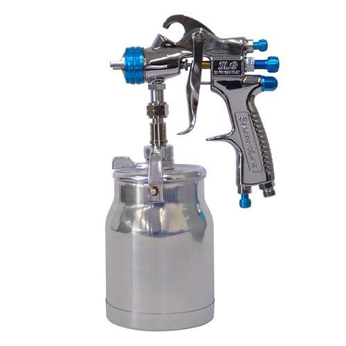 DeVilbiss Starting Line SLG-S600-20 2.0mm Suction Spray Painting Gun & Pot