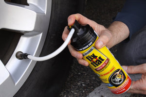 Fix-A-Flat Aerosol Tire Inflator Eco-friendly Formula Large Tire 567g x 3