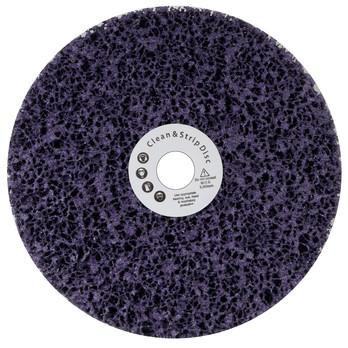 2Spray Purple Clean and Strip Disc 178mm