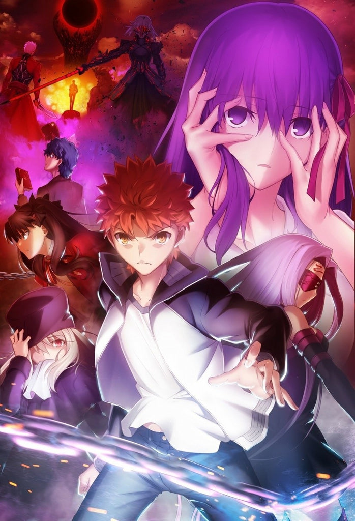 Fate/stay night: Heaven's Feel II Releases Full Trailer
