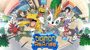 Digimon ReArise Heads West