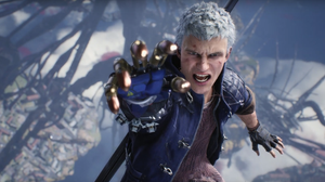 Devil May Cry 5 Gameplay: Dante in Combat