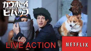 Live-Action Cowboy Bebop Crew Prepping in New Zealand