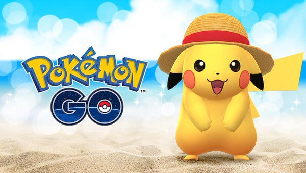 Pokémon GO Game Launches One Piece, Kumamoto Collaboration