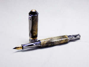 Buckeye Burl Fountain Pen