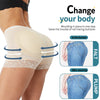 Women efficient and fashionable Butt Lifter. Buttock Slimming Panties. - Fibermerix - Chic