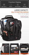 Male 45L Travel Backpack