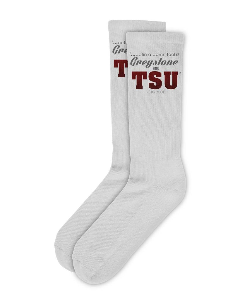 Big Moe TSU Socks