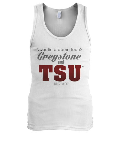Big Moe TSU Men's Tank Top