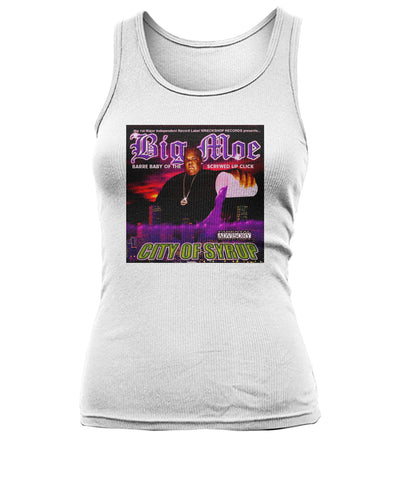 Big Moe City of Syrup Women's Tank Top