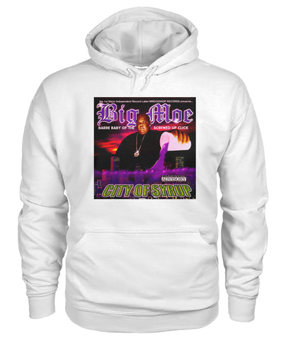 Big Moe City of Syrup Hoodie