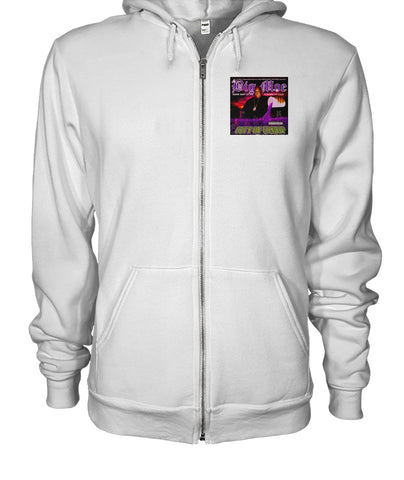 Big Moe City of Syrup Zip up Hoodie