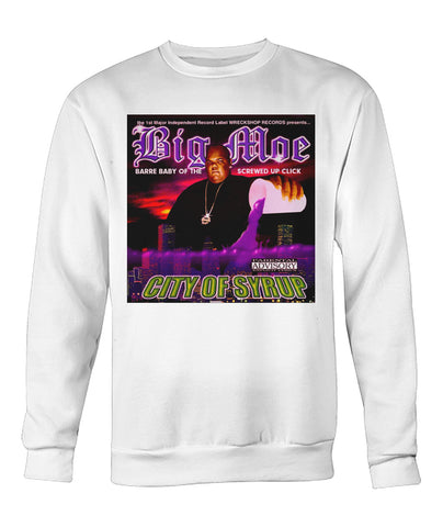 Big Moe City of Syrup Crew Neck