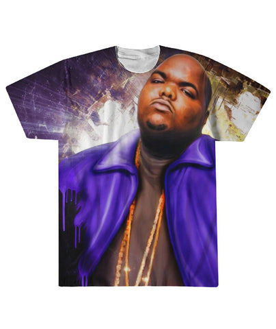 Big Moe Sublimation Tee [Limited Edition]