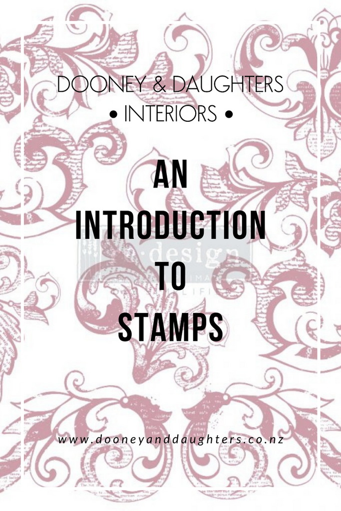 An Introduction to Décor Stamps