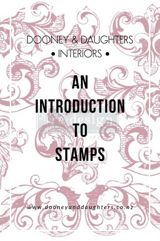Introducing Decor Stamps