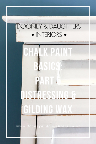 Chalk Paint Basics Part 5