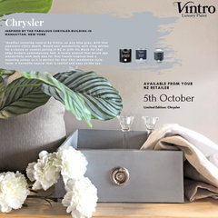 Chrysler Limited Edition Vintro Chalk Paint