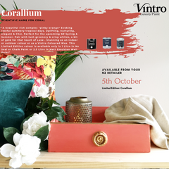 Corallium Limited Edition Vintro Chalk Paint