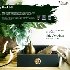 Hackfall Limited Edition Vintro Chalk Paint