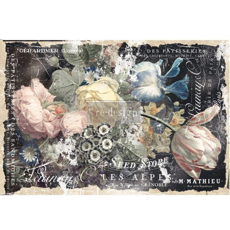 Mulberry Tissue Paper - Bridgette