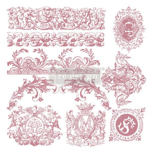 Decor Stamp - Chateau de Saverne