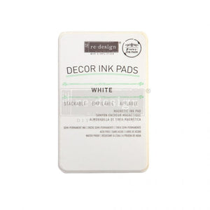 Ink Pad White