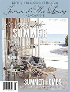 Jean d'Arc Living Magazine - Summer