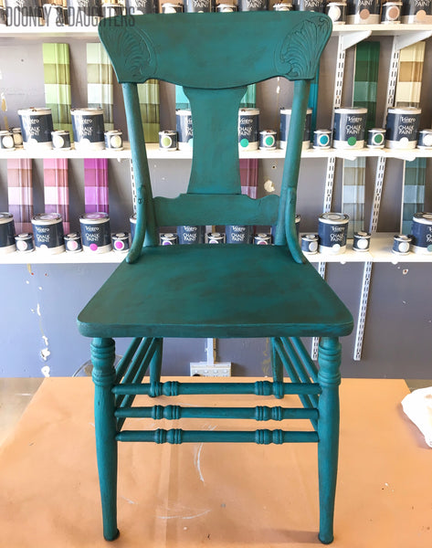 Masterclass Teal Chair
