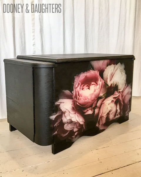 Moody Florals Glory Box