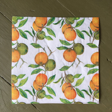 Napkin - Beautiful Oranges
