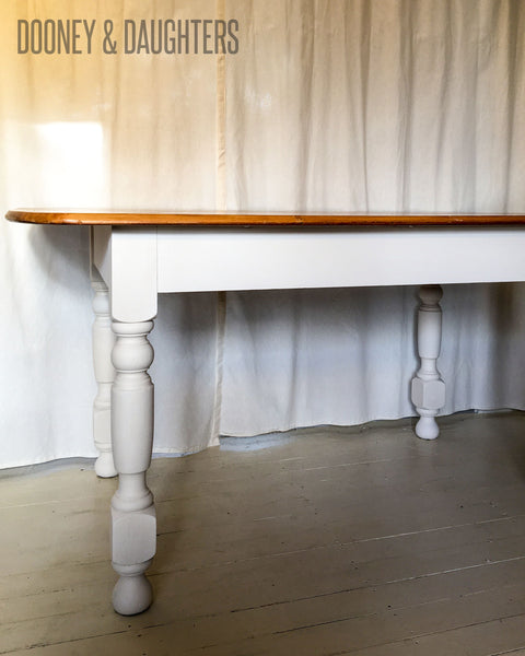 Nymph Farmhouse Dining Table