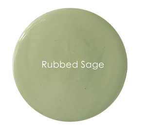 Rubbed Sage - Premium Chalk Paint