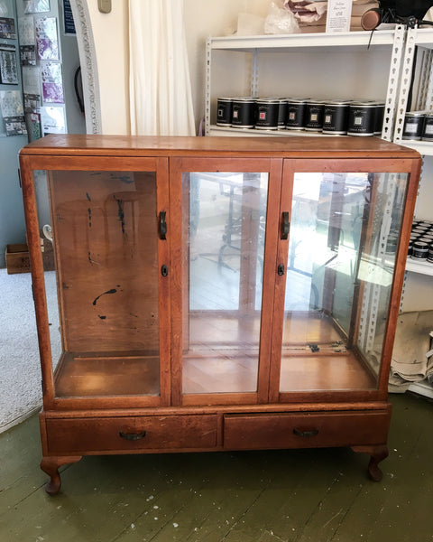 Starling China Cabinet Before