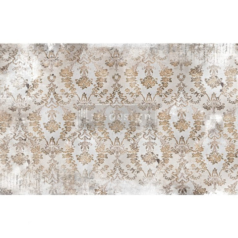 Mulberry Tissue Paper - Washed Damask