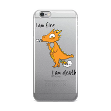 Baby Smaug Fire and Death Phone Case