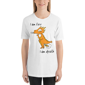 Baby Smaug Fire and Death T-shirt