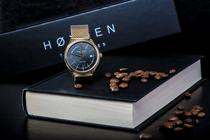 HØYDEN Gold Black 40mm