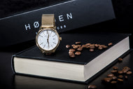 HØYDEN Gold White 40mm