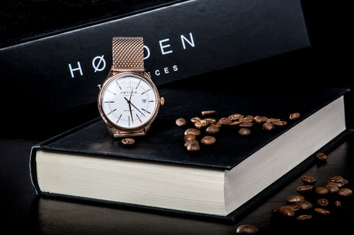 HØYDEN Rose White 40mm