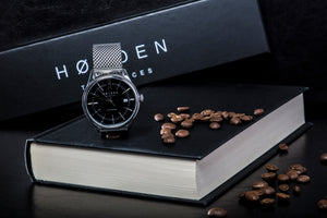 HØYDEN Steel Black 40mm