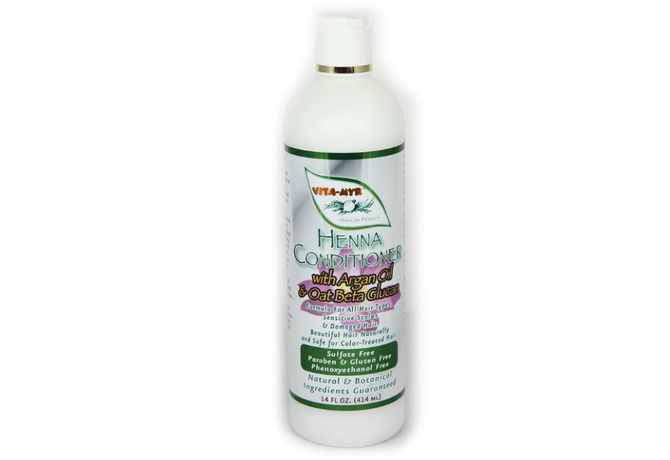 Vita-Myr Henna Conditioner 14 Oz