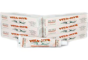 Vitamyr Family Package # 8 - 6 Pack Vitamyr Original Toothpaste