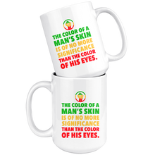 War End Racism Haile Selassie I Bob Marley Mug by Custeez