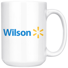 Wilson Phish Mug by Custeez