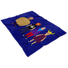 Bob's Burgers Phish Fleece Blanket