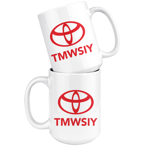 TMWSIY Phish Mug by Custeez