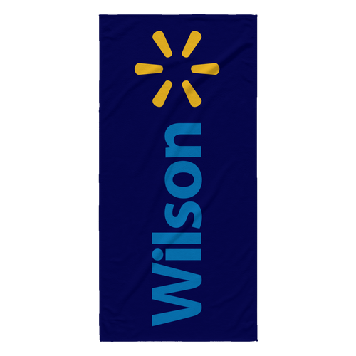 Wilson Phish Beach Towel by Custeez