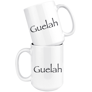 Guelah Papyrus Phish Mug by Custeez