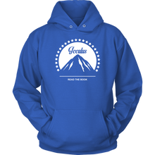 Icculus Paramount Phish Hoodie by Custeez